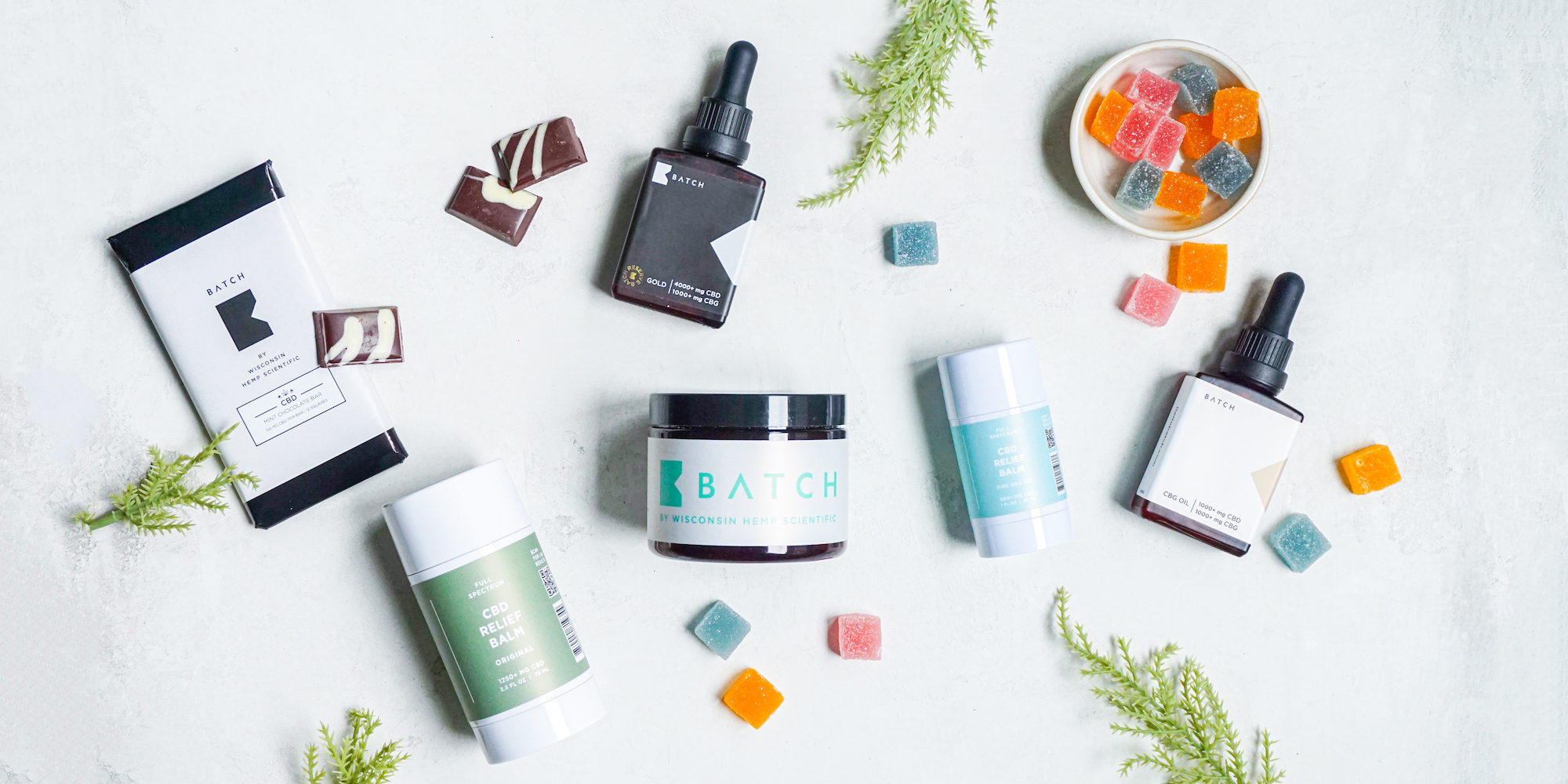 Batch CBD products review