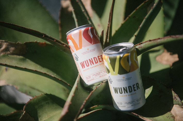 THC infused drinks under the sun