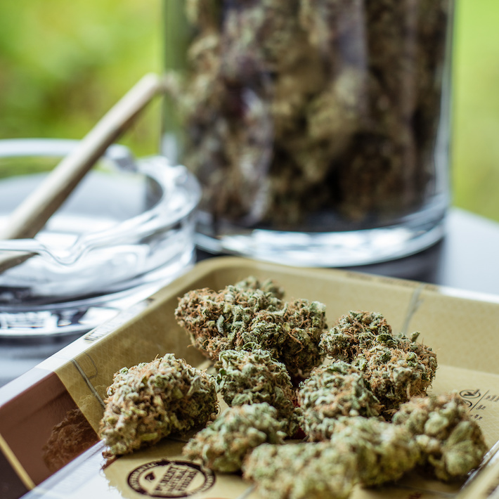 Marijuana flower sold in Tennessee