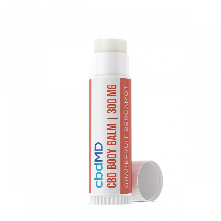 CBD body balm for pain relief